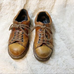 Vintage Dr. Martens 8312/34 Airway Chunky Shoe